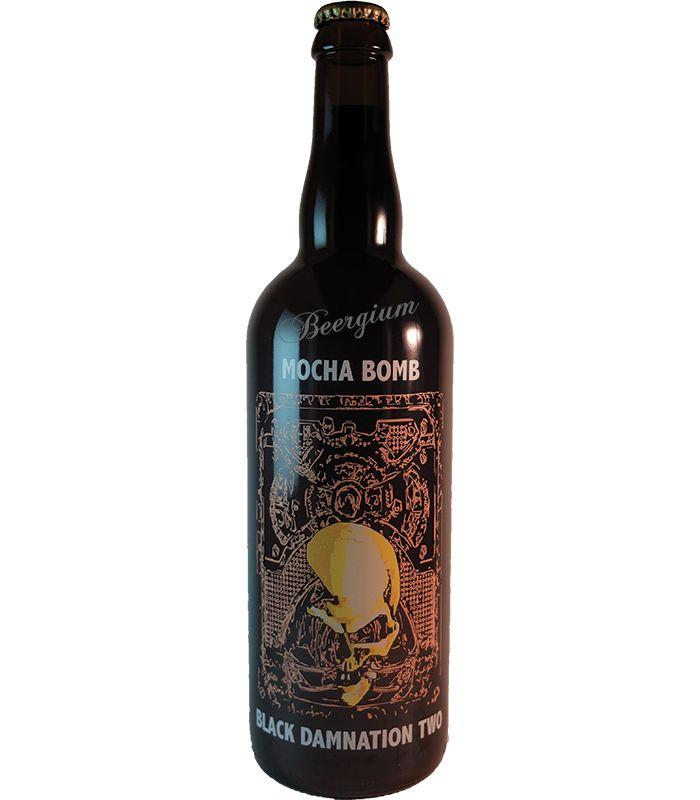 Black Damnation II - Mocha Bomb - De Struise Brouwers
