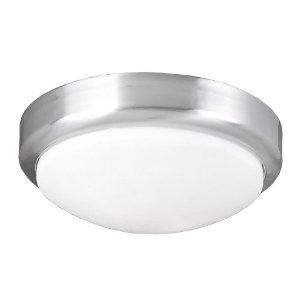 World Imports Lighting 9302-37 Beyond Modern 2-Light Flush-Mount Ceiling Fixture, Brushed Nickel: Lights Fixtures, Fluorescent Lights, Modern 2 Lights, Important Lights, Buy Lights, 2 Lights Flush Mount, Lights 9302 37