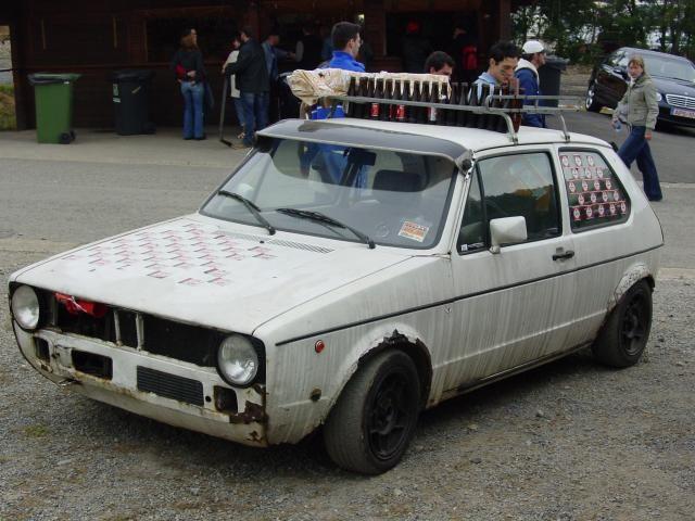 VW Rat Style - Фольксваген Гольф Клуб