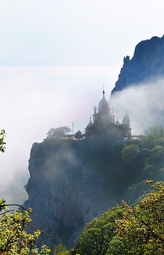 Foros church, Crimea, Ukraine