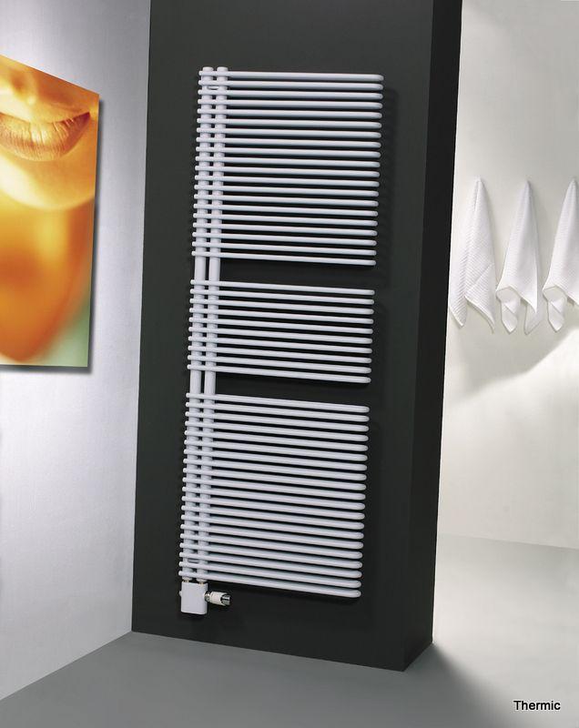 Designradiator van Thermic. Van Wanrooij