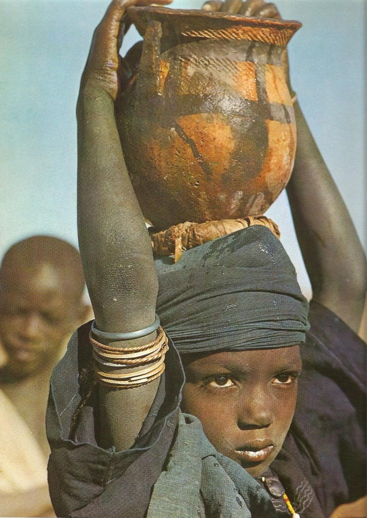 """Sahara"" by Rene Gardi"