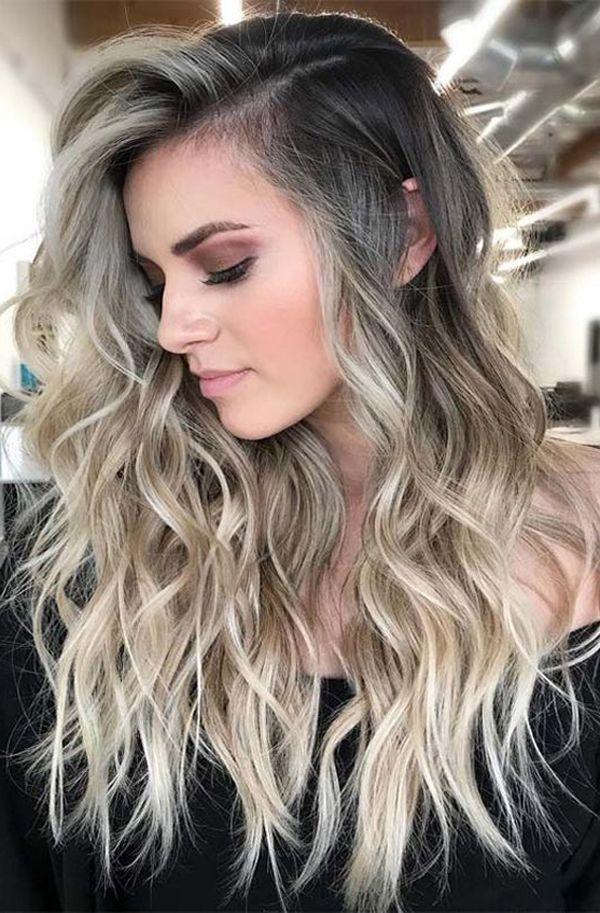 5 Most Attractive Wavy Long Hairstyles And Haircuts Em 2020 Penteados Ondulados Cabelo Loiro Comprido Cabelos Ombre