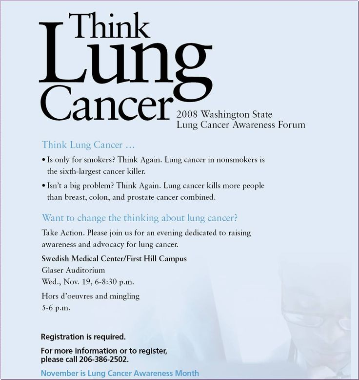 dating someone with lung cancer Questions & answers about cancer in the workplace and the americans with disabilities act (ada) aggressive lung cancer from someone with cancer because.