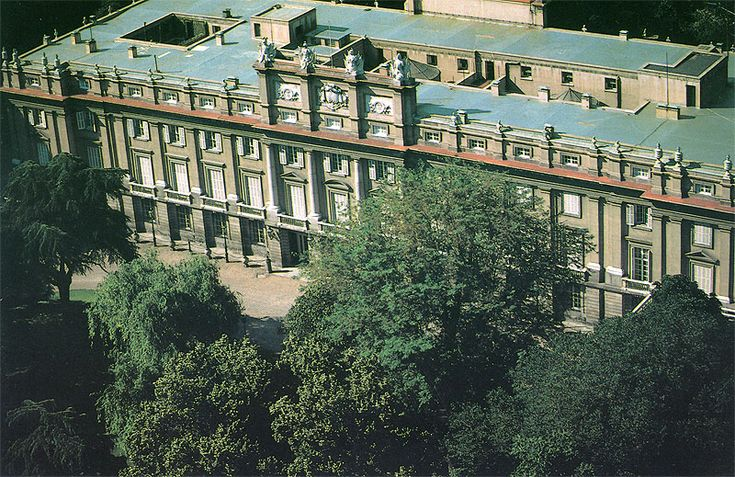 Palacio de liria duchess of Alba in Madrid Spain