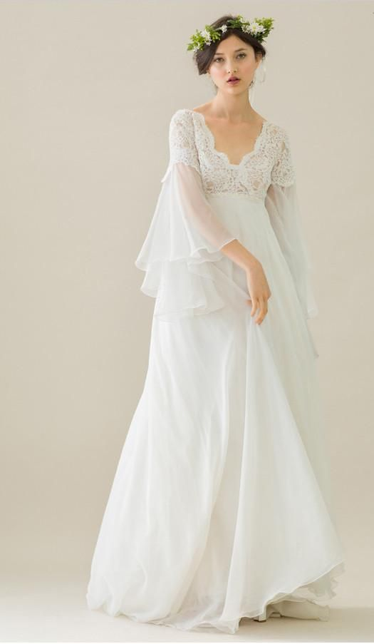 909 best images about bridal formal fashion inspo 4 on for Pregnant women wedding dresses