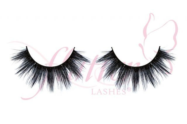 CRAZED - ERSATZ FLUTTER LASHES $9.95