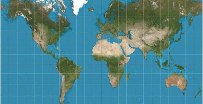Οι χάρτες λένε ψέματα: Πόσο μεγάλος είναι πραγματικά ο κόσμος;