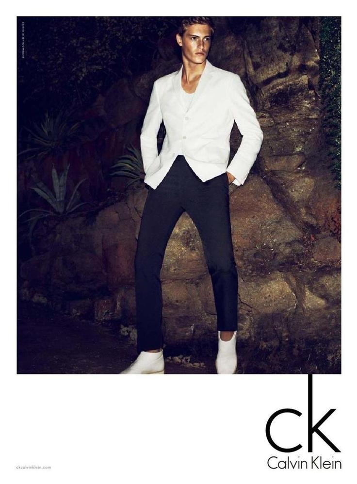 ck Calvin Klein S/S 12 (Calvin Klein)