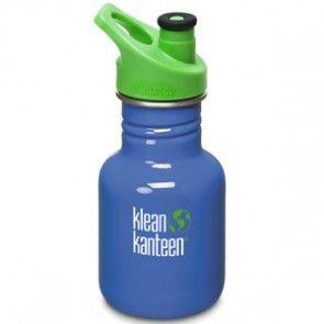 Klean Kanteen - Sport 12oz w/ Sport Spout 3.0 - Lagoon Blue