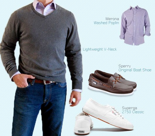 Perfect Men's Styling | Casual Date Outfit