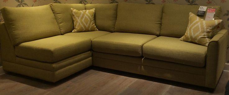 Jude Corner Sofa (RHF) In City Apple Http://www.sofaworkshop