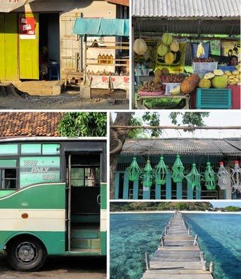 http://indonesia.mycityportal.net - Indonesia greens & blues. Love kopaja! :))))