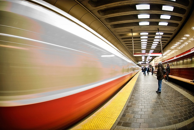 MBTA, Boston