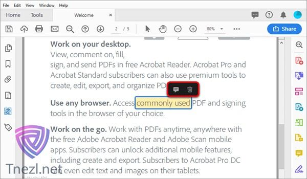 تحميل برنامج Pdf عربي للكمبيوتر Adobe Reader 2019 1 Work On Yourself Home Tools Browser