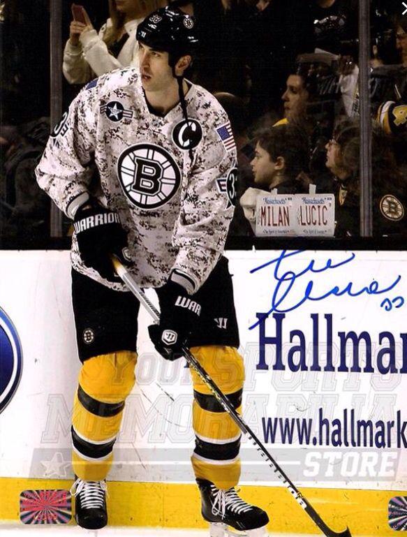 Big Z Boston Bruins Players