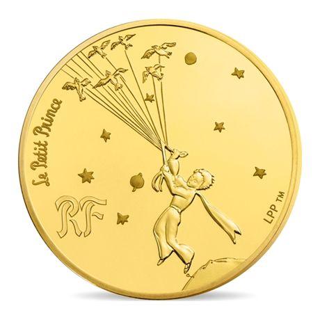 200 euro France 2015 or BE - Le Petit Prince Avers