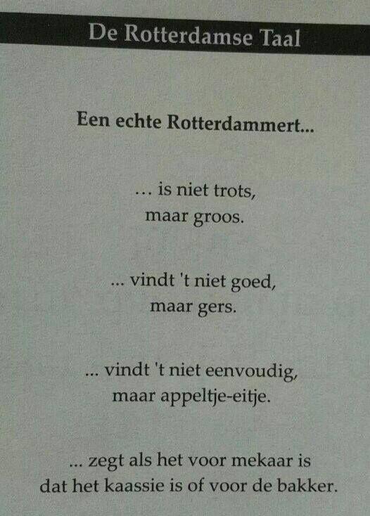 Rotterdamse taal