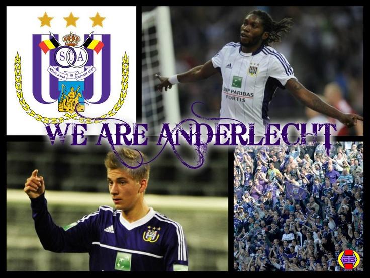 Leander Dendoncker Wallpaper: We Are Anderlecht!