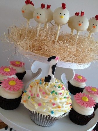 Farm Animal Party Theme #Christmas #thanksgiving #Holiday #quote