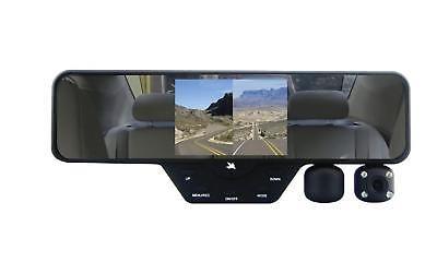 Dash Cam Rear View Mirror Car Dvr Hd 1080p Camera Video Recorder Lcd Screen New