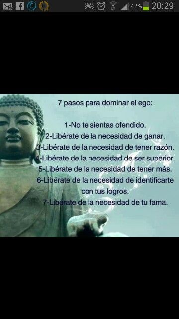 Buda. Not easy to do, but it's a better life