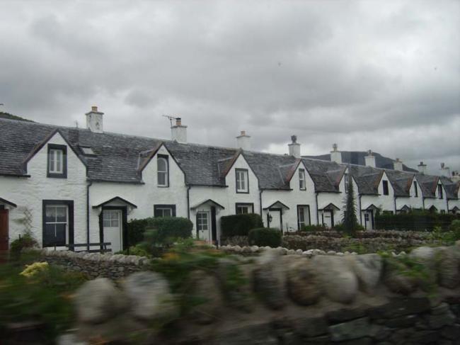12 maisons pour 12 apôtres - Isle of Arran