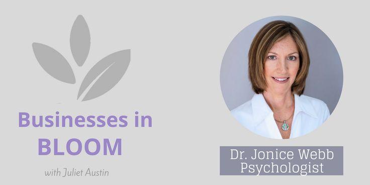 Finding Success with an Underserved Niche with Dr. Jonice Webb – Episode 60 https://julietaustin.com/finding-success-underserved-niche-dr-jonice-webb-episode-60/