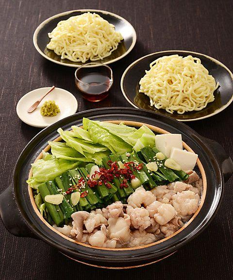 Motsu Nabe | 福岡 もつ鍋