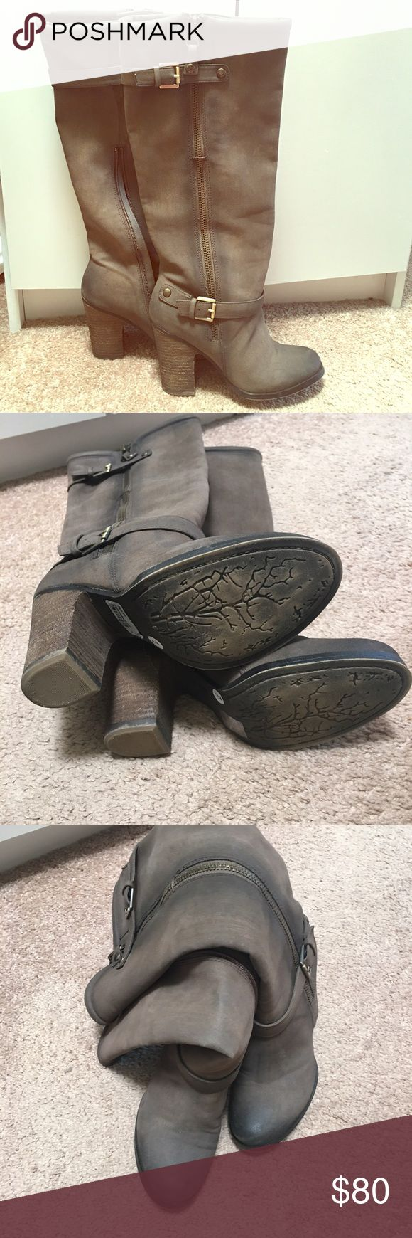 🎉CYBER SALE🎉Winter Boots worn only a couple of times.. in excellent condition.. paid a lot for it Call It Spring Shoes Winter & Rain Boots
