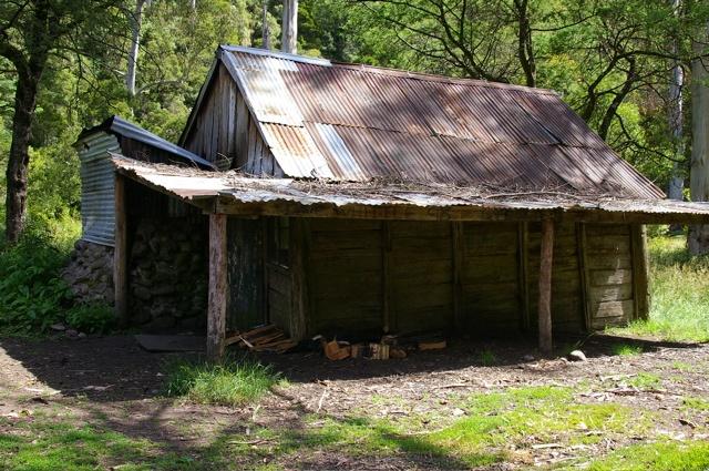 Upper Jamieson Hut, Victoria