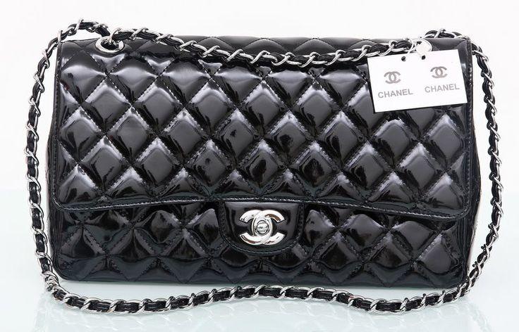 Сумка Chanel 2.55 Classic Flap Bag лаковая       !! Распродажа модели !! Модель со скидкой !! !! Отличное качество по низкой цене !!