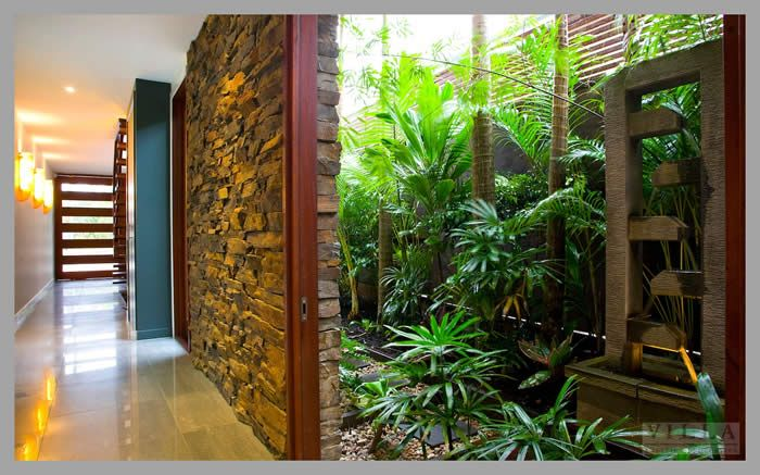 I love this wall concept.  Maybe in the bathroom? And or when side of house close to neighbours.