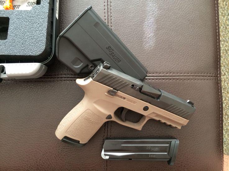 Sig Sauer P320 compact