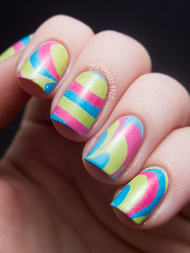31dc2012 Day 10 Gradient Nails: 42 Best Nails Images On Pinterest