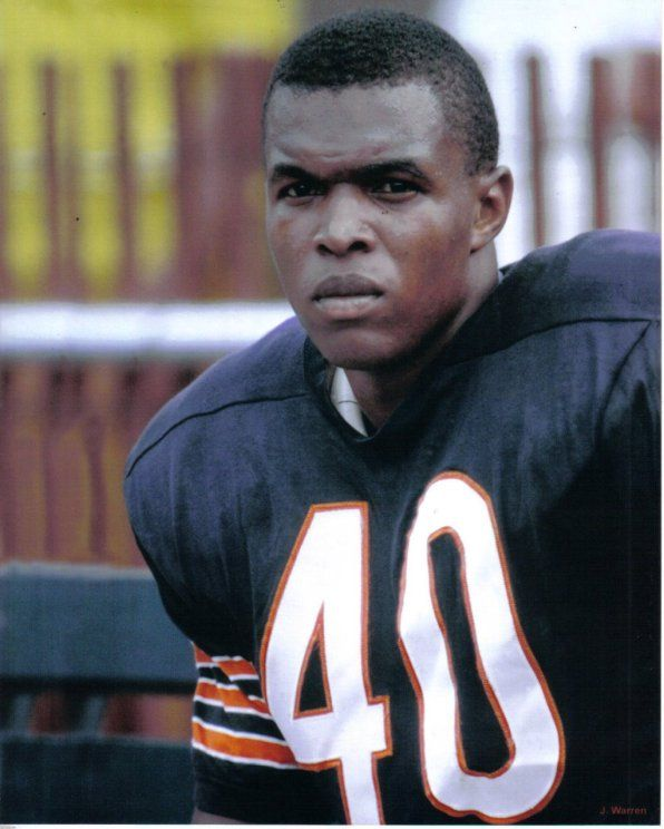 Gale Sayers - Chicago Bears