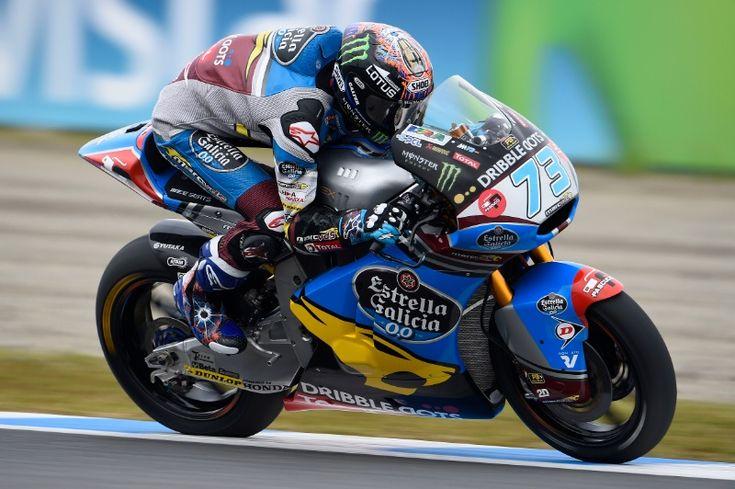 Alex Marquez, Japanese Moto2 2015