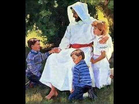 Veilig in Jezus' armen