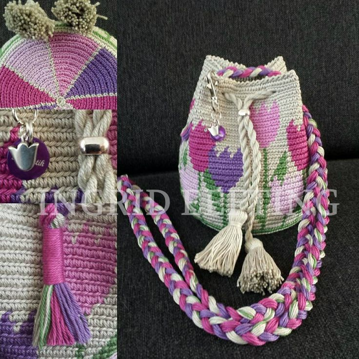 Mochila bag Mini Tulip