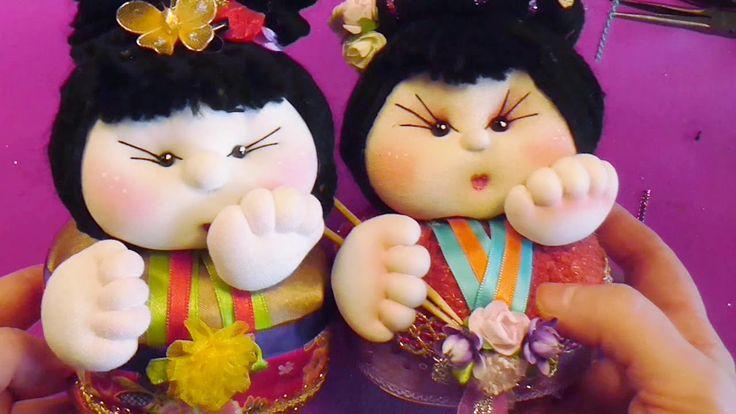 gordita geisha segunda parte y final 2/2, manualilolis, video 64