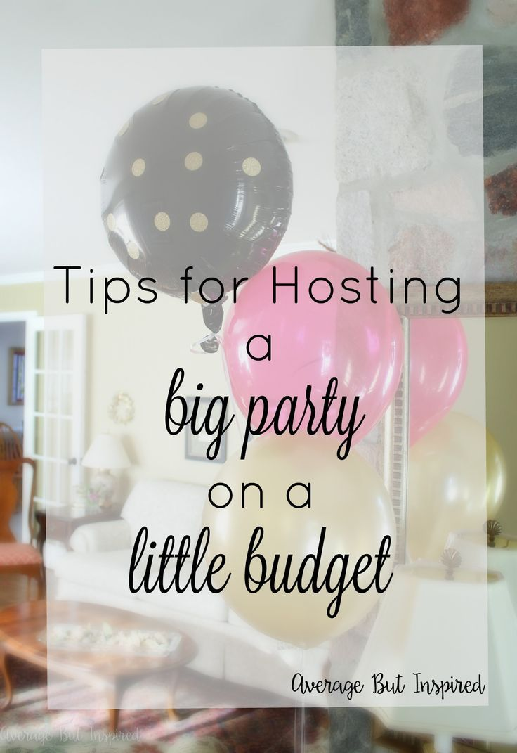 These tips are great and will save you so much money if you're planning a big party anytime soon! Click through to find out how to plan effectively and throw a party that people won't know didn't cost a fortune to host! {wine glass writer}