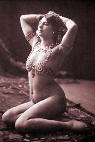 Mata Hari by Paul Boyer