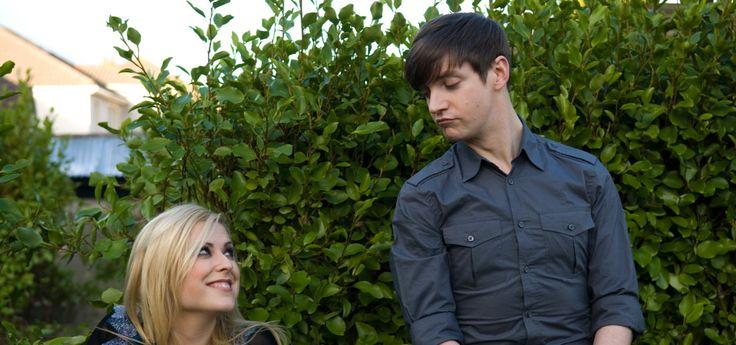 Emmet Kirwan and Charlene Gleeson in Sarah And Steve