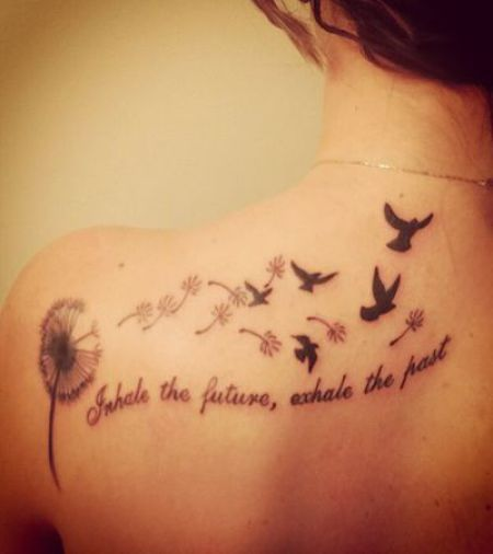 25 Best Ideas About Tattoo Quotes On Pinterest: 25+ Best Ideas About Dandelion Tattoo Quote On Pinterest
