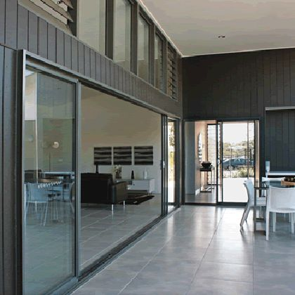 Trend Windows u0026 Doors Image Gallery large quantum sliding doors : stacker door - pezcame.com