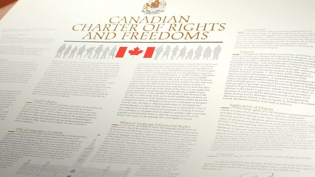 Charter of Rights turns Canada into a 'constitutional' trendsetter: The Charter of Rights and Freedoms turns 30 April 17