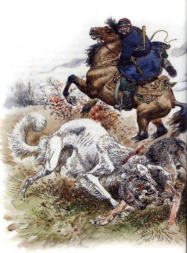 природе этот русская охотничья открытка вадима горбатова ней звезда тренируется