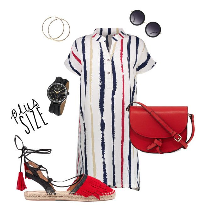 """""""Casual Sunday"""" by sdmack ❤ liked on Polyvore featuring Iris & Ink, KC Jagger, SO & CO and Alice + Olivia"""