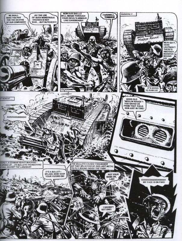 War story comic books x 10