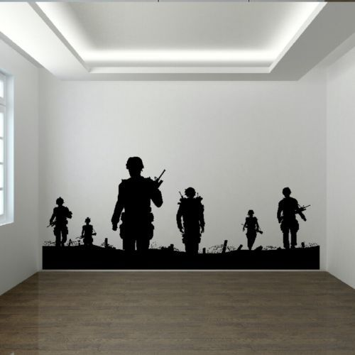 Wall Art For Men 47 best wall images on pinterest | army men, wall stickers and